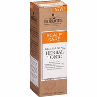 Dr. Miracle's Scalp Care Revitalizing Herbal Tonic, 4 fl oz
