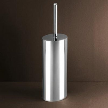 Gedy by Nameeks Texas Free Standing Toilet Brush and Holder