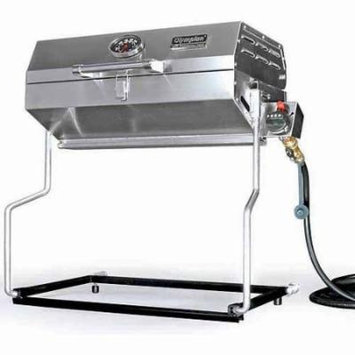 Camco Olympian RV 5500 Stainless Steel Gas Grill