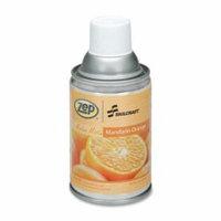 Skilcraft Zep Meter Mist Refill - Aerosol - 600sq. Ft. - Mandarin Orange (NSN4598263)