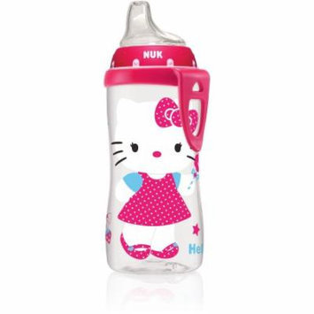 NUK Hello Kitty 10-oz Active Cup, 1-Pack, BPA-Free