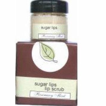 Sugar Lips Lip Scrub-Rosemary Mint Terra Firma Cosmetics 1 oz Scrub