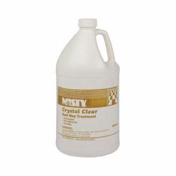 MISTY Crystal Clear Dust Mop Treatment Grapefruit Scent Bottle