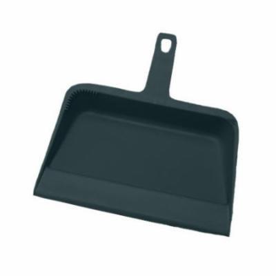IMPACT Value-Plus Dustpan Polypropylene in Black (Set of 12)