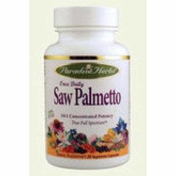 Saw Palmetto Paradise Herbs 60 VCaps