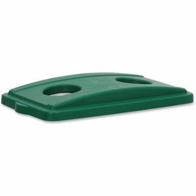 Genuine Joe Wall Hugger Recycling Container Lid