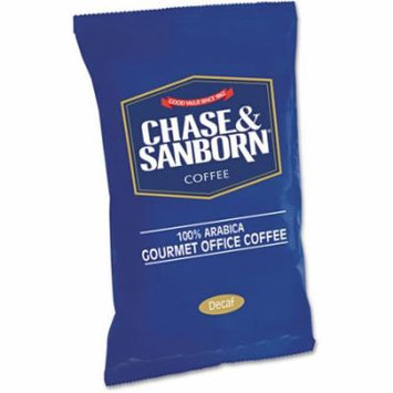 Chase Sanborn coffee Chase & Sanborn 100% Arabica Gourmet Office Decaf Coffee, 1.25 oz, 42 count