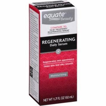 Equate Beauty Regenerating Daily Serum, 1.7 fl oz
