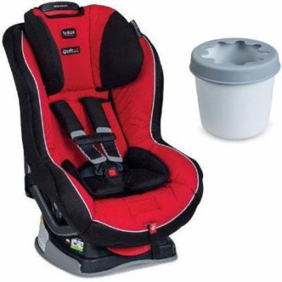 Britax - Boulevard G4 1 Convertible Car Seat with Cup Holder - Congo