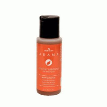 Adama Anti-Frizz Shampoo Zion Health 2 oz Liquid