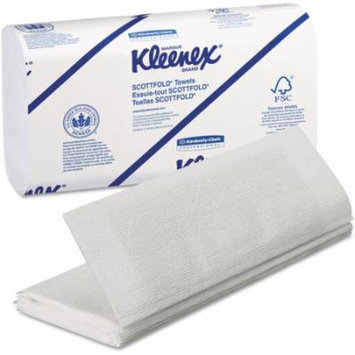 Kimberly-Clark Professional Scottfold White Paper Towels, 9 2/5