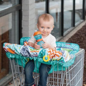 Infantino Compact 2-in-1 Cart Cover, Neutral