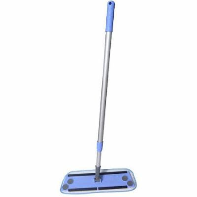Zwipes 774 Wet and Dry Microfiber Mop with Adjustable Pole with Mop Pad, Works with Zwipes Cloths