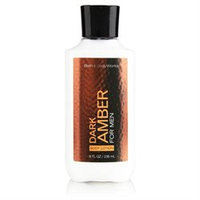 Bath Body Works Dark Amber Body Lotion
