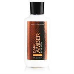 Bath Body Works Dark Amber Body Lotion