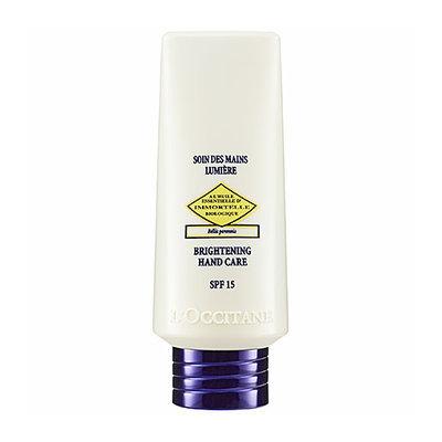 L'Occitane Brightening Hand Care SPF 15 2.6 oz