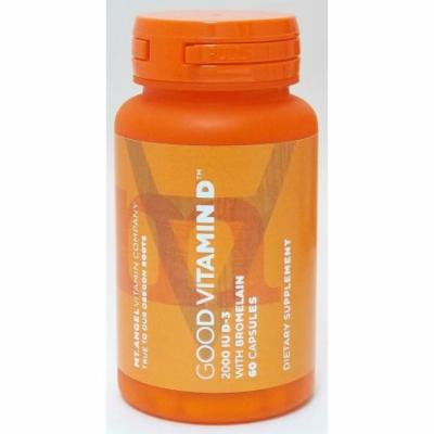 Good Vitamin D Mt. Angel Vitamins 60 Caps