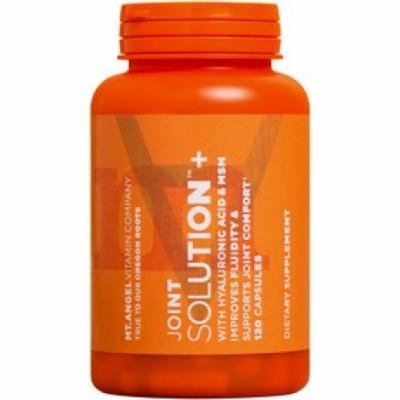 Joint Solution with Hyaluronic Acid & MSM Mt. Angel Vitamins 120 Caps