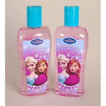 Disney Frozen Bubble Bath(Pack Of 2)