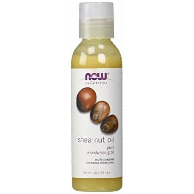 Now Foods Shea Nut Oil, 4 Ounce