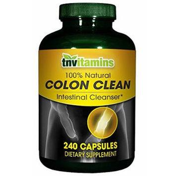 Colon Clean Detox 240 Capsules