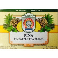 Tadin Herb and Tea Pineapple Diet Detox, 24 Count