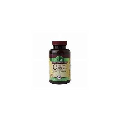 Finest Nutrition Vitamin C 1000mg with Rose Hips, Caplets 100 ea