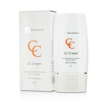 Dermaheal CC Cream, Natural Beige, 1.76 fl. oz.