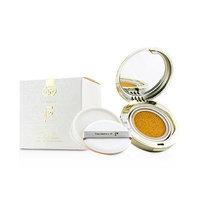 Korean Cosmetics_The History of Whoo Gongjinhyang Seol Whitening and Moisture Glow Cushion (spf 50+, pa++)_no.21 light beige_15g x 2ea