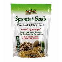 Country Farms Organic Sprouts and Seeds, 12 Ounce