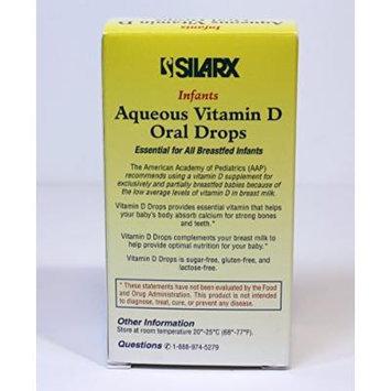 Silarx Aqueous Vitamin D Oral Drops 50ml Pack of 4
