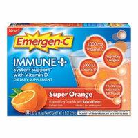Emergen-C Immune+, Super Orange 30 ea Pack of 3