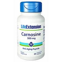 Life Extension Carnosine Capsules, 60 Count