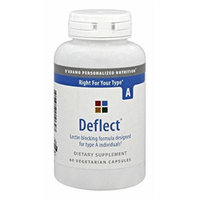 D'Adamo Personalized Nutrition - Deflect Lectin Blocker (Type A) 60vc