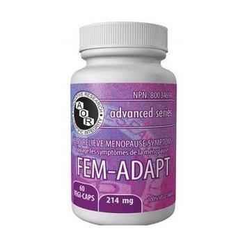 Fem Adapt (60 Veggiecaps) Brand: A.O.R Advanced Orthomolecular Research