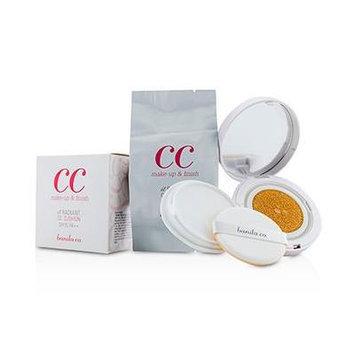 [banila co.] It Radiant CC Cushion SPF35 PA++ 15g (+Refill) (#BE20 Honey Beige)