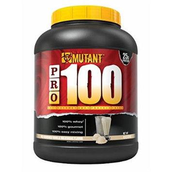 Mutant PRO 100 Whey, Delicious High Quality Gourmet Protein Powder, Old Fashioned Vanilla Milkshake, 4 Pound