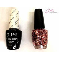 OPI Nail Lacquer and Gelcolor Infrared-y to Grow G44.