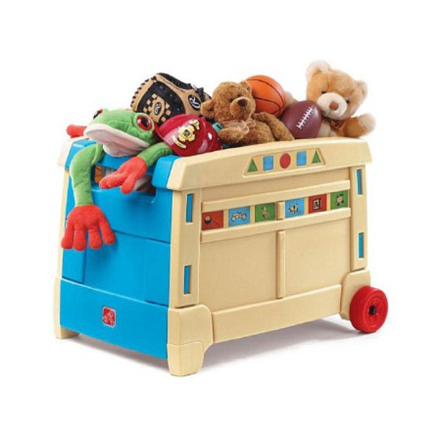 Step 2 Lift & Roll Toy Box Reviews