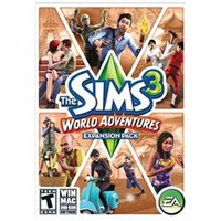 Electronic Arts Sims 3 World Adventures Expansion Pack (15393) (pcsela15393)