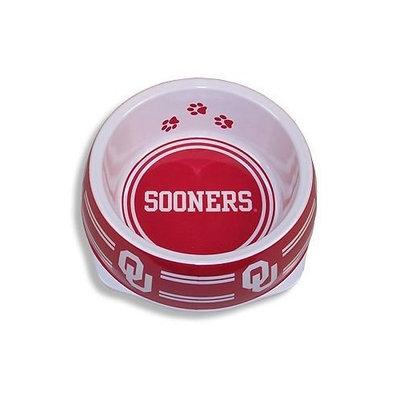 Sporty K9 Dog Bowl - University of Oklahoma