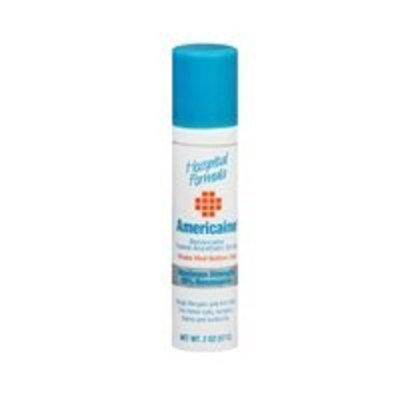 Americaine Americaine Benzocaine Topical Anesthetic First Aid Spray