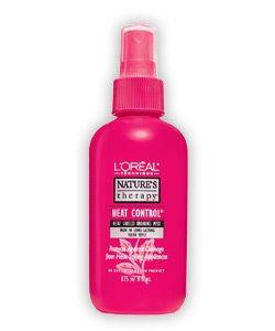 L'Oréal Paris Nature's Therapy Heat Control Heat Shield Ironing Mist