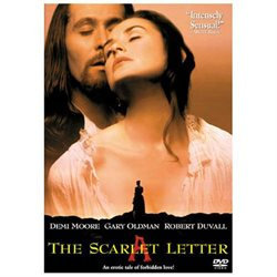 The Scarlet Letter (DVD)