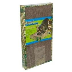 Ware Mfg. Inc. Ware CWM12015 Sit-N-Scratch Double Corrugated Scratcher