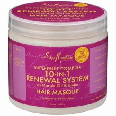 SheaMoisture SuperFruit Complex 10-in-1 Renewal System Hair Masque w/ Marula Oil & Biotin