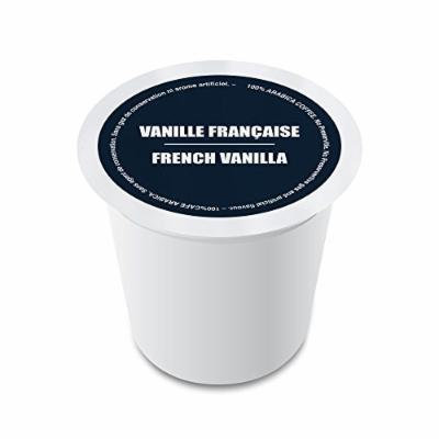 Faro Cup French Vanilla, K-Cup Portion Pack for Keurig Brewers (48 Count)