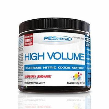PEScience: High Volume - Supreme Nitric Oxide Matrix (Raspberry Lemonade)252g (8.9oz)