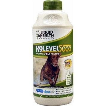 Liquid Health K9 Level 5000 Glucosamine -- 32 fl oz
