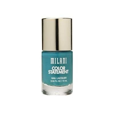 Milani Color Statement Nail Lacquer, Tattle Teal 0.34 fl oz